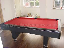 Custom Cloth Pool Table Cover Buffalo Eliminator Ii American Pool Table 7 Ft 8 Ft 9 Ft