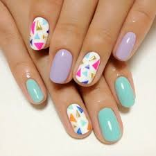 fingern gel design galerie 41 idées en photos pour vos ongles décorés comment choisir la