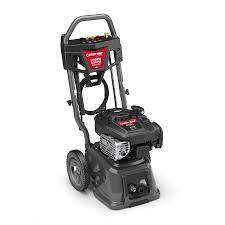 shop troy bilt 3100 psi 2 5 gpm cold water gas pressure washer
