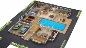 pool house plans free marvellous 9 pool house plans 3d floor plan to modern hd
