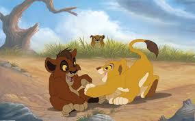 lion king ii simba u0027s pride movie review plugged