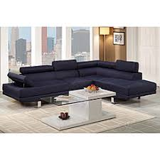 poundex sectional couches sears