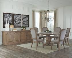 Vintage Dining Room Sets Donny Osmond Home 180200 Florence Modern Vintage Round Dining Set