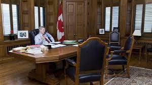 bureau gouvernement du canada le gouvernement canadien profondément transformé par stephen