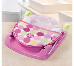 Baby Bath Chair Argos Buy Summer Infant Deluxe Pink Bather At Argos Co Uk Your Online