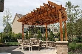 Pergola Ceiling Fan by Pergolas Olathe Kansas Ks