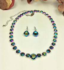 pearls swarovski crystals necklace images 344 best handmade swarovski crystal jewelry images jpg