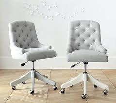 white upholstered office chair feminine desk chair feminine office chair crafts home feminine