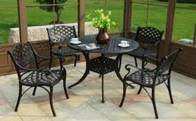 Outdoor Table Set by Bench Iron Patio Furniture Set Wonderful Cast Iron Outdoor Bench