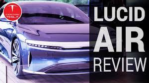 Tesla Minivan Lucid Air Review Is Tesla In Trouble Youtube