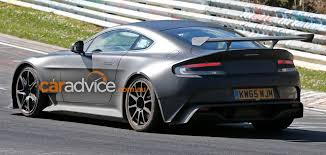 aston martin vantage 2016 2016 aston martin vantage gt8 spied testing at the nurburgring
