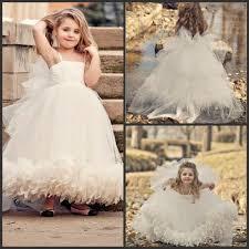 baby dresses for wedding lvory flower orange thin belt dress forest dress