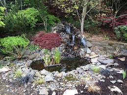 How To Build A Fish Pond In Your Backyard Backyard Pond And Waterfall No Experience Necessary 9 Steps