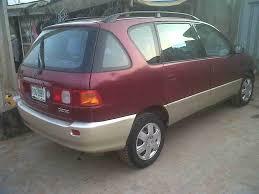 toyota picnic toyota picnic 1999 770k autos nigeria