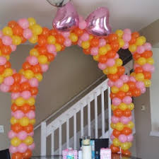 balloon delivery jacksonville fl hire supa baby balloon decor more balloon decor in jacksonville