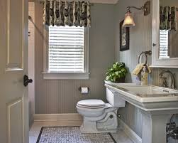 Large Pedestal Sinks Bathroom Interior Modern Window Treatments For Bathrooms With Round