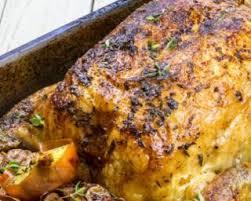 cuisiner un poulet entier recette de poulet rôti au rassis et à l ail