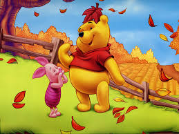 wallpapers winnie phoo christmas tree pooh disney