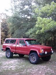 jeep comanche lifted anyone run 31s with soa lift mj tech comanche club forums