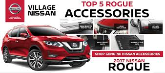 nissan murano accessories 2017 nissan rogue accessories village nissan