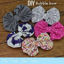 different types of hair bows best 25 fabric hair bows ideas on fabric bows diy