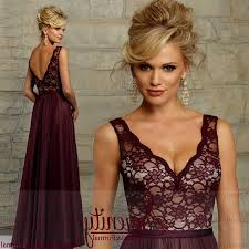 burgundy wine bridesmaid dresses vosoi com