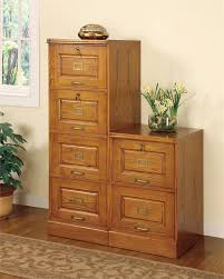 Wood Lateral Filing Cabinet by Oak Wood File Cabinet Best Home Furniture Decoration