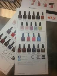 7 best cnd shellac certified salon i manicure images on