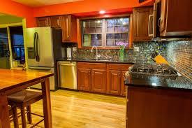 rock candy kitchen backsplash a contemporary craftsman kitchen design