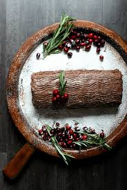 a terrific christmas dessert for bakers who like a challenge this