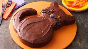 Halloween Cake Pans by Best Halloween Cakes Bettycrocker Com