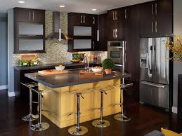 Granite Kitchen Islands Kitchen Island Breakfast Bar Pictures U0026 Ideas From Hgtv Hgtv