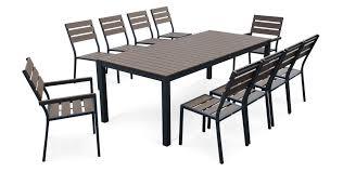 chaise et table de jardin pas cher chaise salon jardin table de jardin pas cher trendsetter