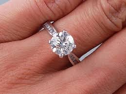 brilliant engagement rings images Ctw round brilliant cut diamond engagement ring h vs2 gif