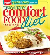 taste of home comfort food diet cookbook quick u0026 easy favorites