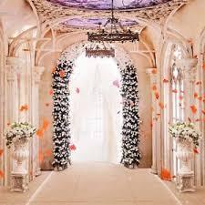 wedding vinyl backdrop 8x8ft background indoor wedding stage flowers studio photo props