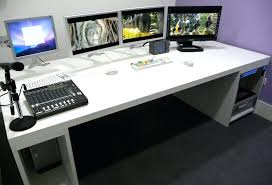 Computer Desk Build Furniture Amazing Furniture Home Office Ultimate Gaming Pc