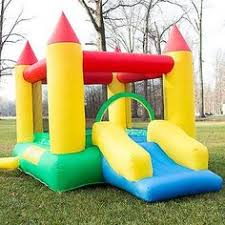 black friday bounce house inflatable bounce house slide jump bouncer jumper blower outdoor