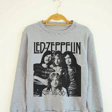 led zeppelin sweater best led zeppelin sweatshirt products on wanelo