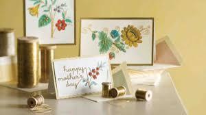 video diy mother u0027s day cards ideas martha stewart