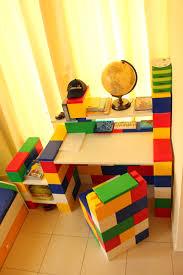 Kids Room Furniture Everblock Building Blocks Create Temporary Walls Furniture