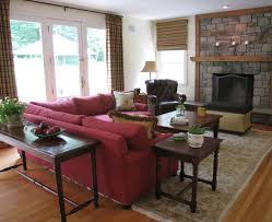 fireplace family rooms with sectionals family room for client