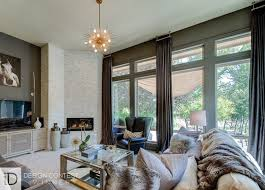 Windows Family Room Ideas Living Room Curtains Family Room Window Treatments Budget Blinds