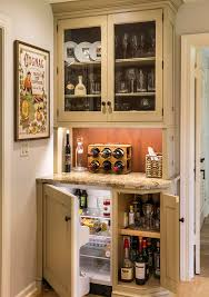 Diy Mini Bar Cabinet Contemporary Diy Mini Bar Rolling Repurposed Cabinets And S