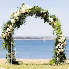 wedding arches calgary 155 best wedding arch images on altar alters and arbour