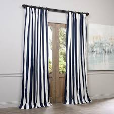 Blue Striped Curtains The 25 Best Blue Striped Curtains Ideas On Pinterest French