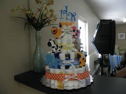 Diaper Cake Directions Diy Diaper Cake All In A Huff