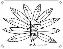 coloring pages thanksgiving turkey pictures to color