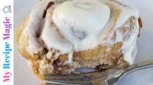 my recipe magic cake mix pumpkin spice cinnamon rolls youtube