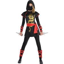 Party Halloween Costumes Teenage Girls Teen Girls Ultimate Ninja Costume Halloween